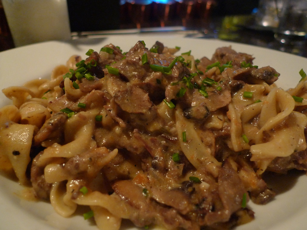 Beef Stroganoff Sauce  Quickie Beef Stroganoff Recipe Circle of Moms