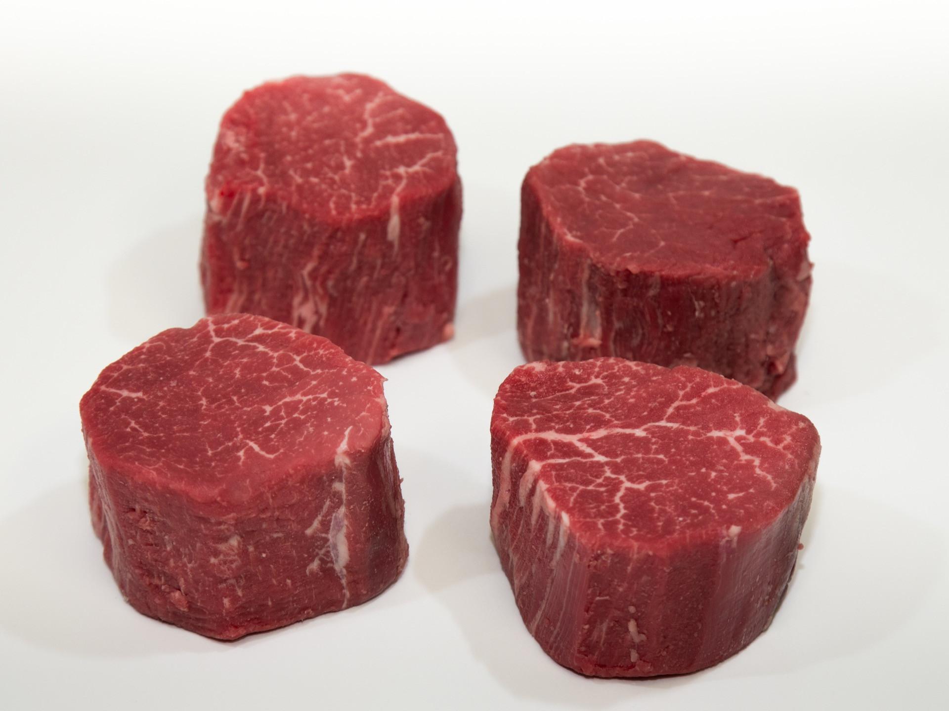 Beef Tenderloin Filet Mignon  Filet Mignon Steaks & Tenderloins Buy line Overnight