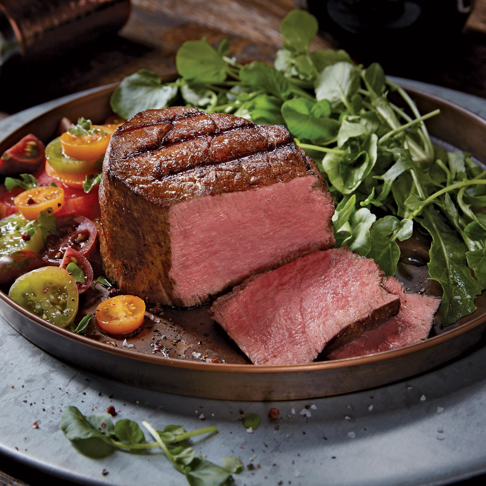 Beef Tenderloin Filet Mignon  God s Growing Garden Kansas City Steak pany GIVEAWAY
