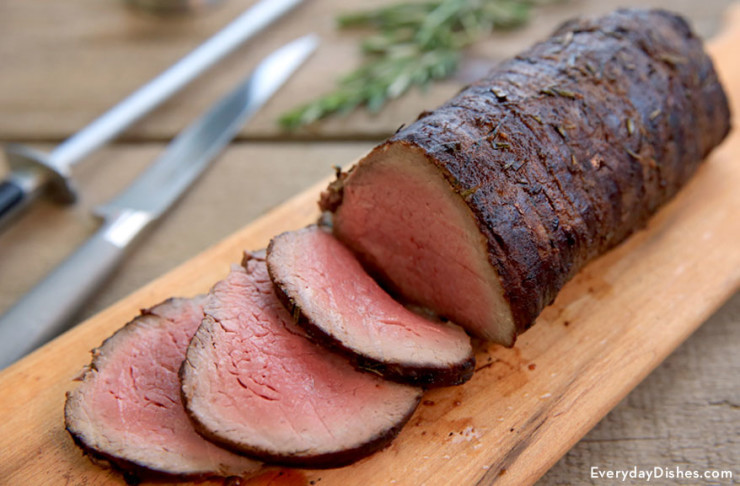 Beef Tenderloin Grill  Grilled Beef Tenderloin Recipe