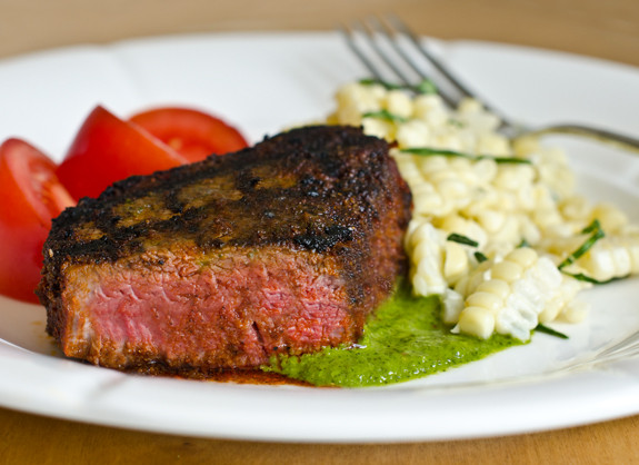 Beef Tenderloin Grill  Grilled Spice Rubbed Beef Tenderloin Filets With