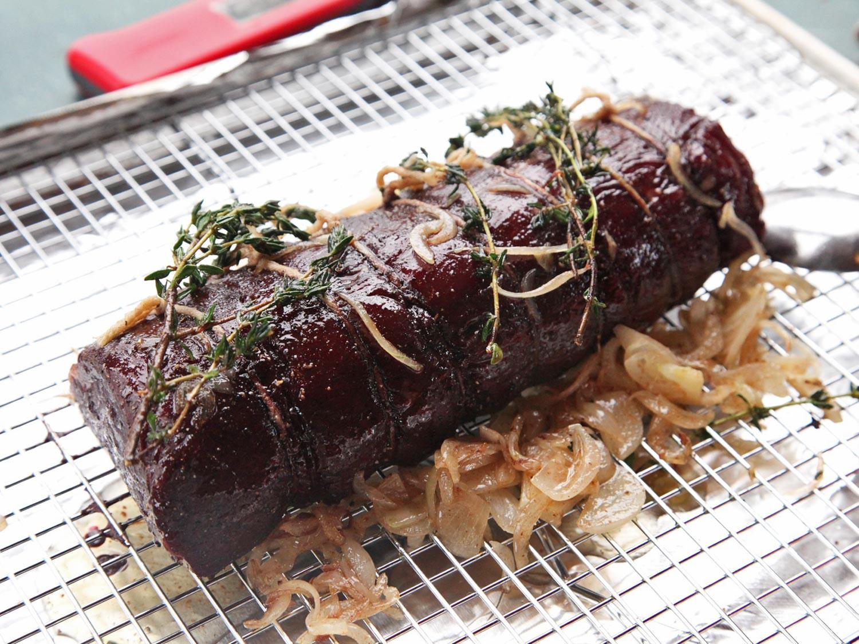 Beef Tenderloin Recipes  Slow Roasted Beef Tenderloin Recipe