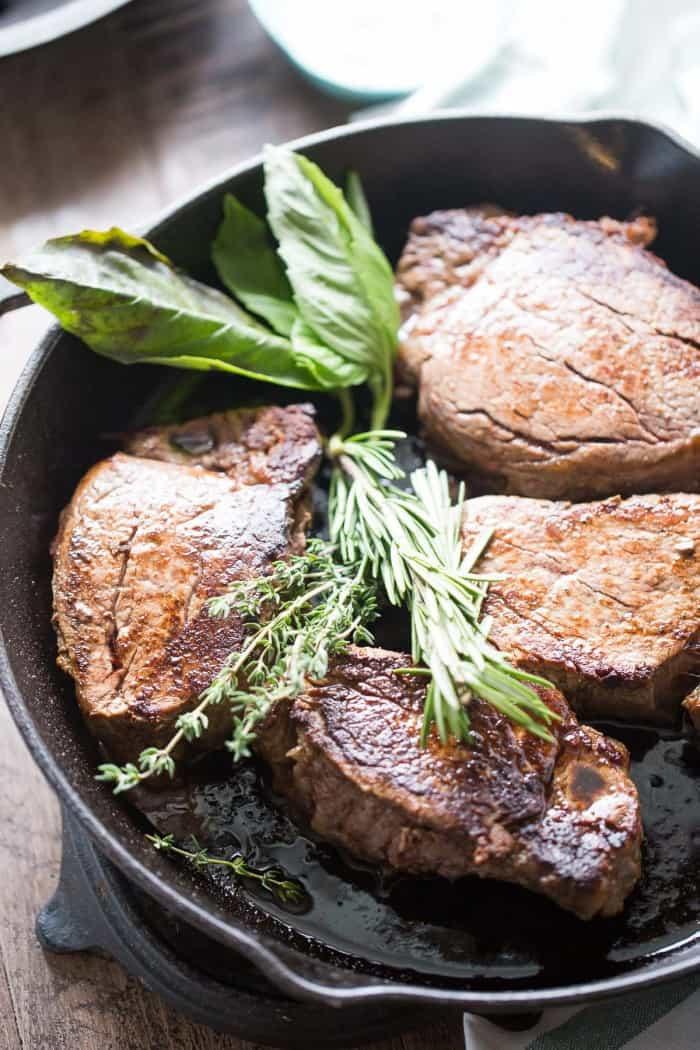 Beef Tenderloin Recipes  Beef Tenderloin Recipe with Mushrooms and Fresh Herb