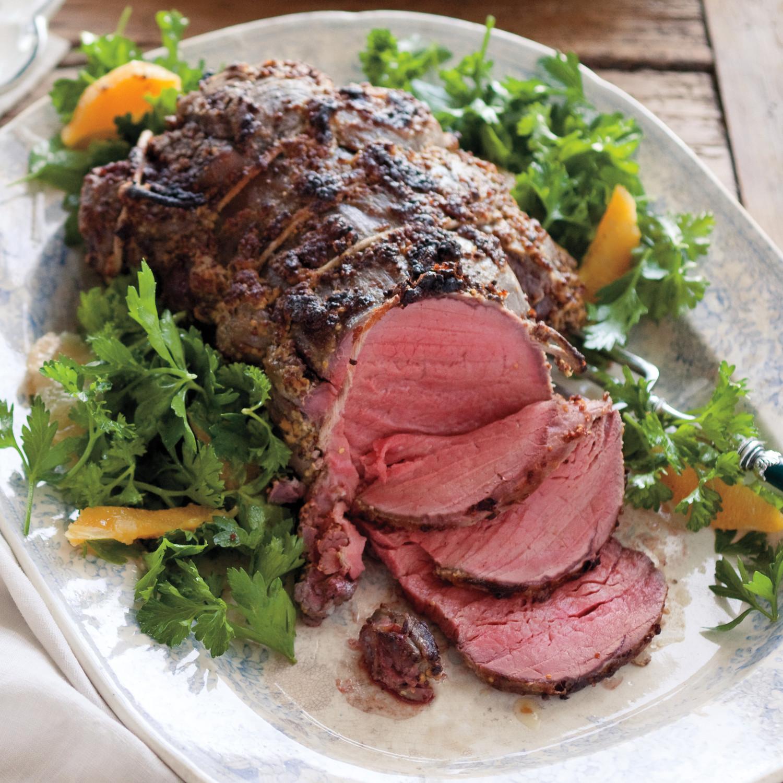 Beef Tenderloin Recipes  roast beef tenderloin