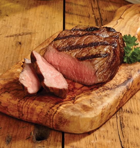 Beef Top Sirloin  M&M Food Market Boneless Beef Top Sirloin Steaks 5 oz