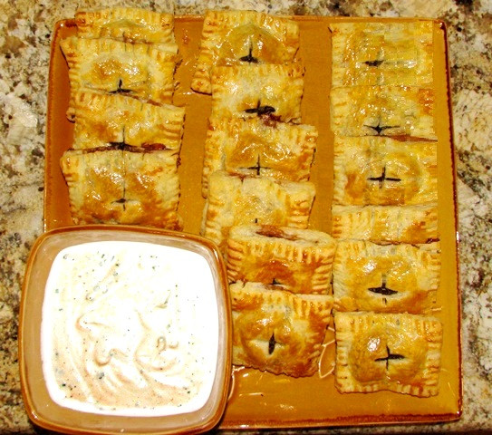 Beef Wellington Appetizers  Beef Wellington Appetizers Paula Reyne