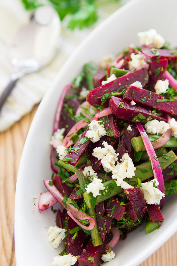Beet Greens Salad  beet greens salad recipe