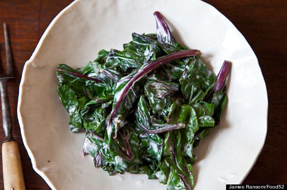 Beet Greens Salad  10 Leafy Green Alternatives That ll Get You Through The