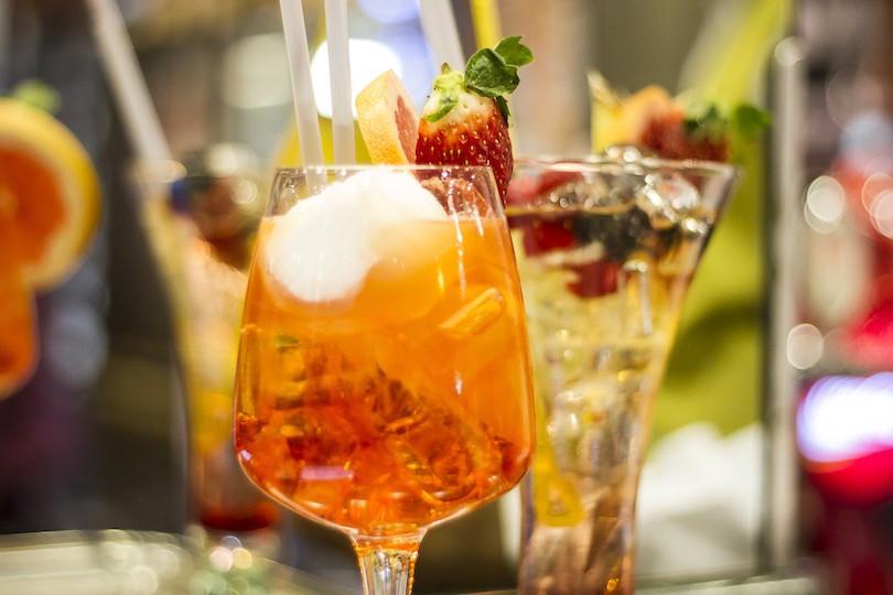 Before Dinner Drinks  10 of Milan's Best Aperitivo Spots – Blogging Milan 2017