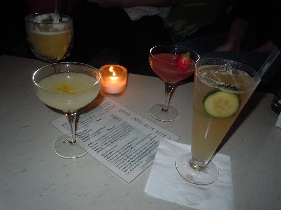 Before Dinner Drinks  Cocktails before dinner Picture of Baltic Restaurant
