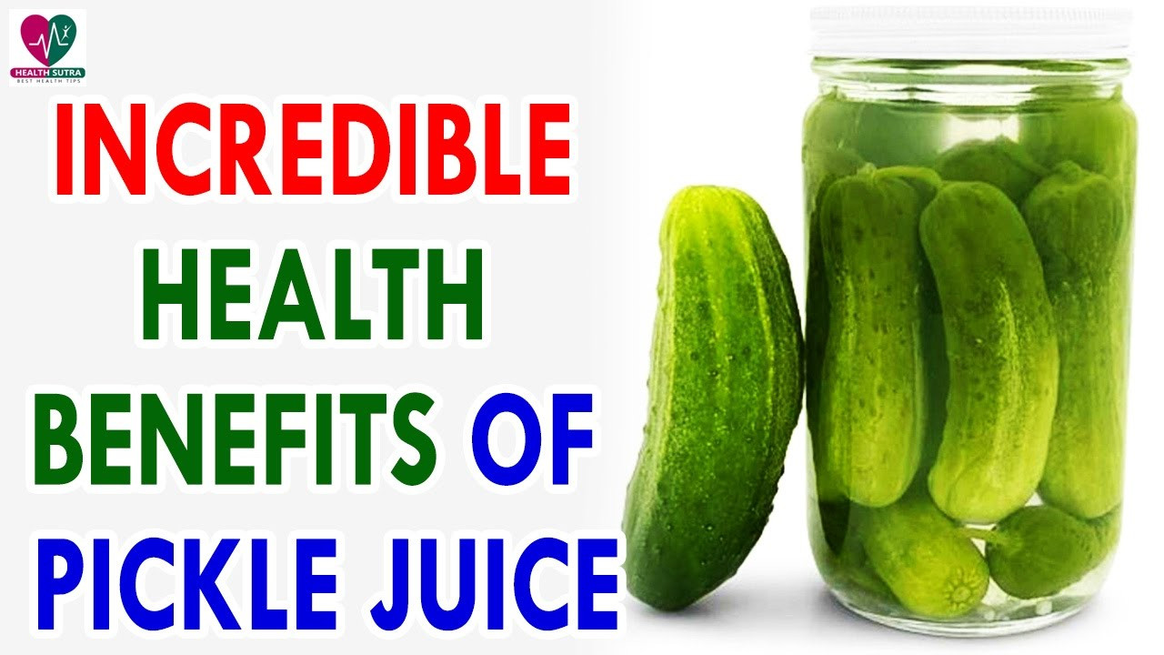 Benefits Of Drinking Pickle Juice  Nutritional Value Dill Pickle Juice