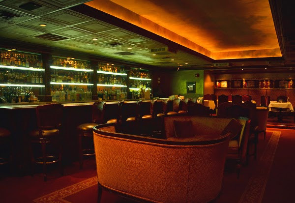 Berns Dessert Room  Passion For Luxury Bern's Steak House in Tampa Florida