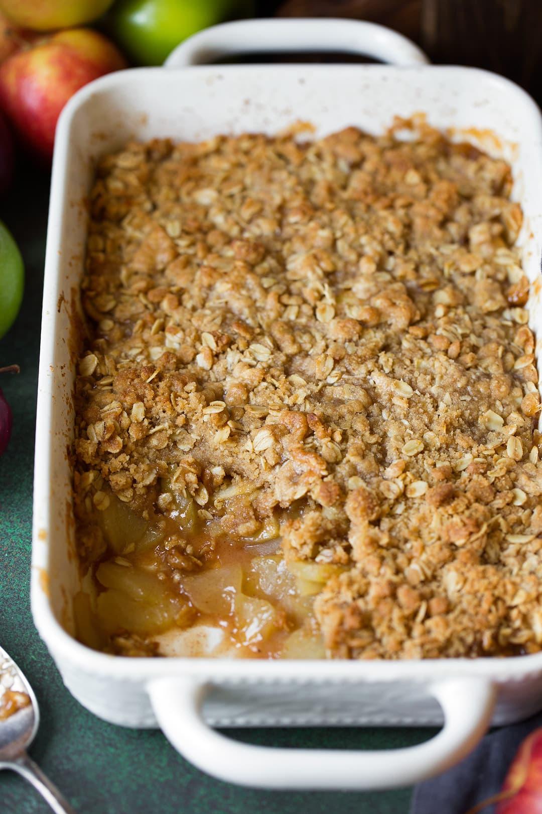 Best Apple Desserts  Apple Crisp Recipe VERY BEST With Video Cooking Classy