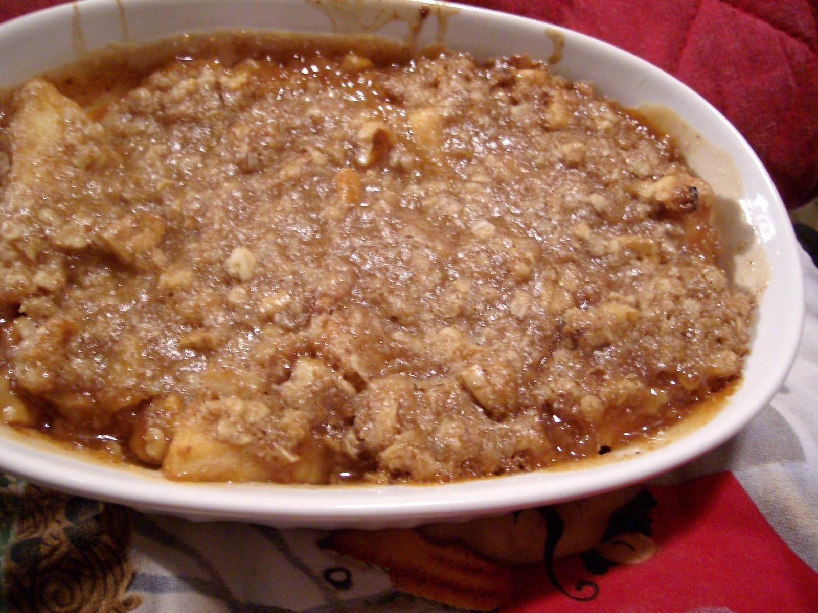 Best Apple Desserts  The Foo RD Best Ever Apple Crisp