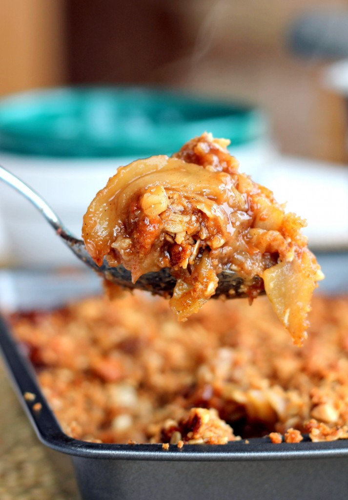 Best Apple Desserts  The Best Apple Crisp You ll Ever Have