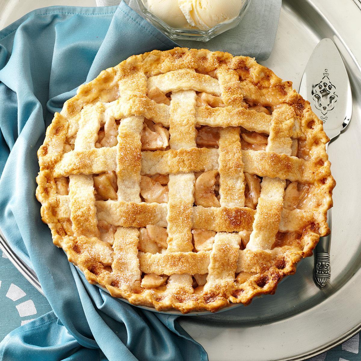 Best Apple For Apple Pie  Lattice Topped Apple Pie Recipe