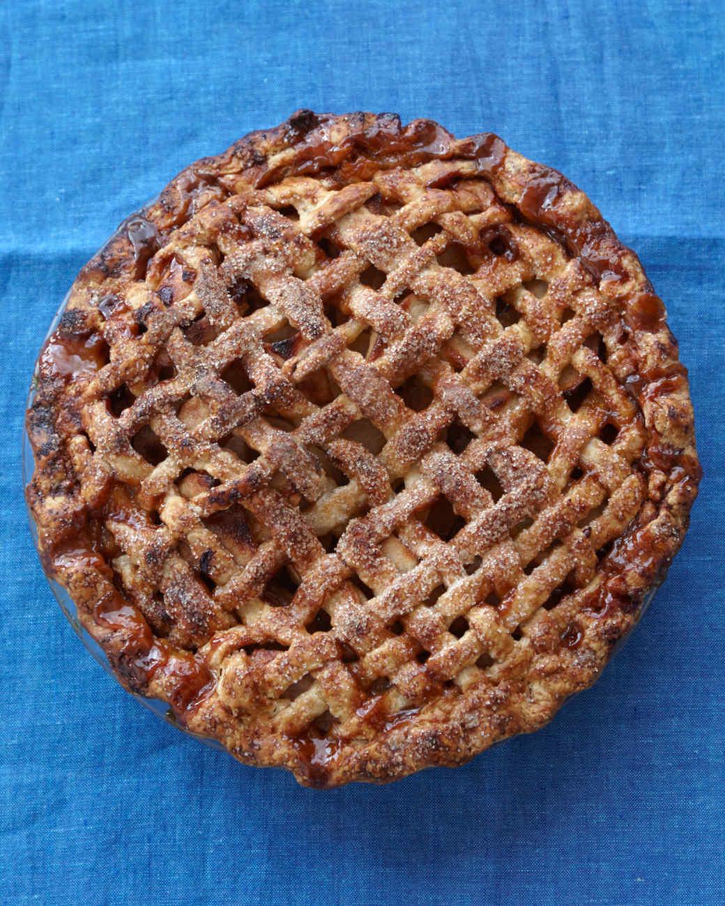 Best Apples For Apple Pie Martha Stewart  Caramel Apple Pie Recipe