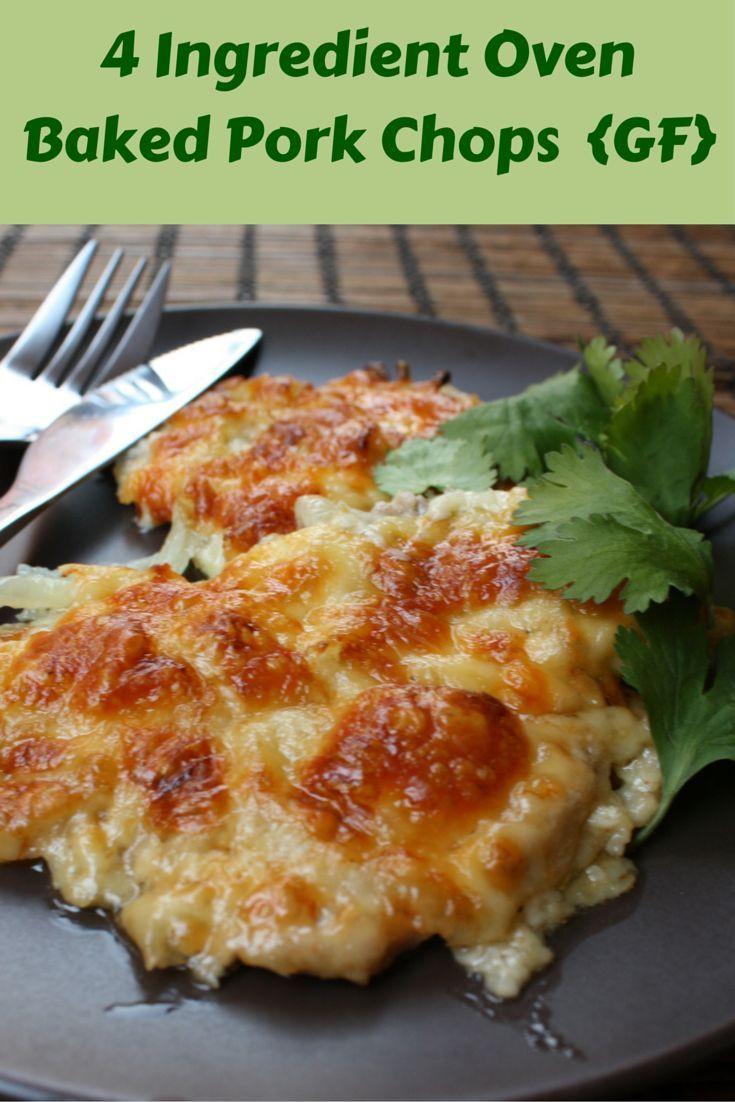 Best Baked Pork Chops  324 best images about recipes pork on Pinterest