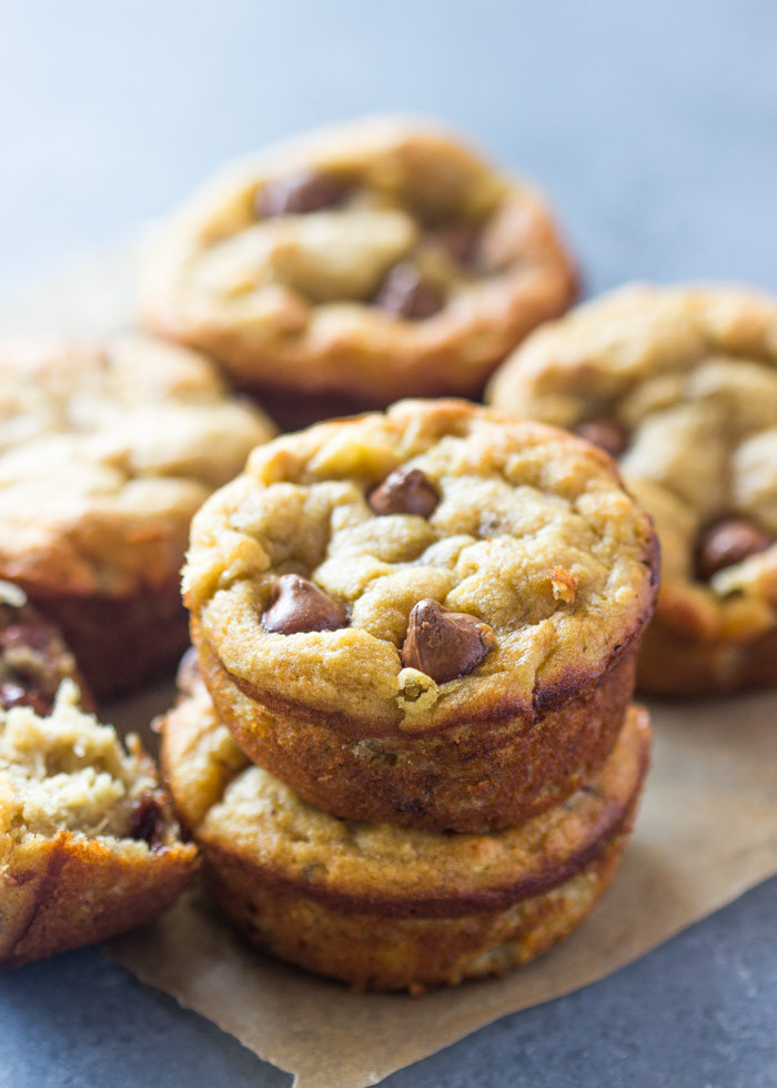 Best Banana Bread Muffins  The Best Paleo Banana Bread Muffins Gluten Free Low Carb
