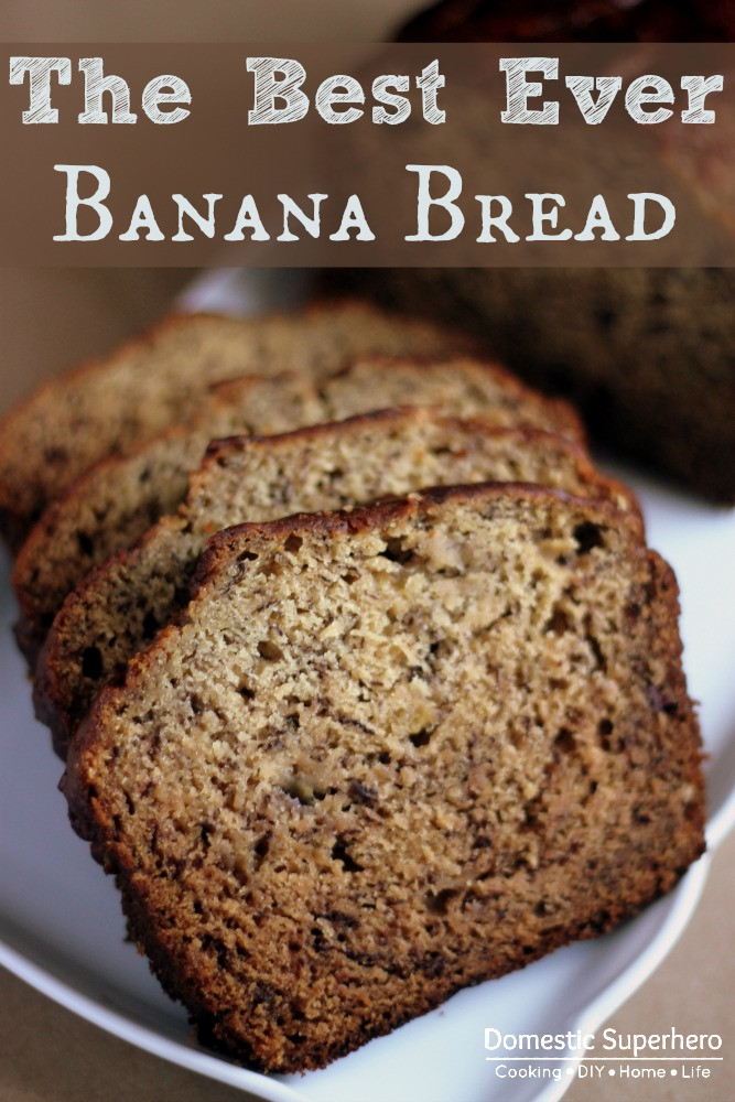 Best Banana Bread Muffins  The Best Banana Bread and Muffins