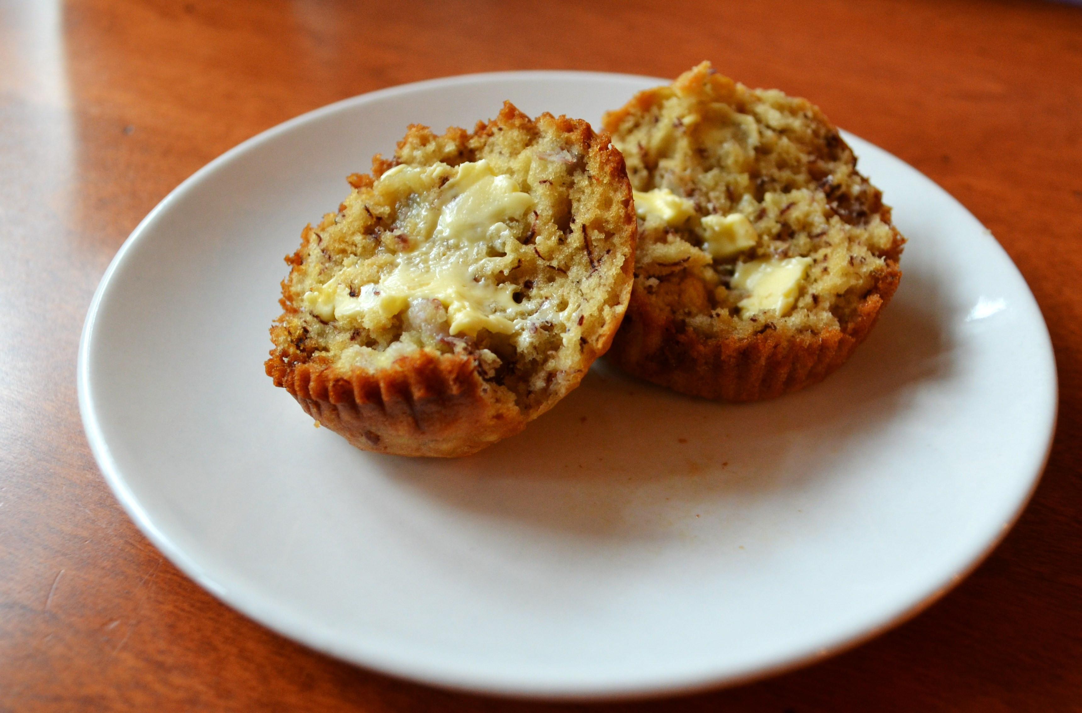 Best Banana Bread Muffins  Best Banana Bread and Muffins • Domestic Superhero