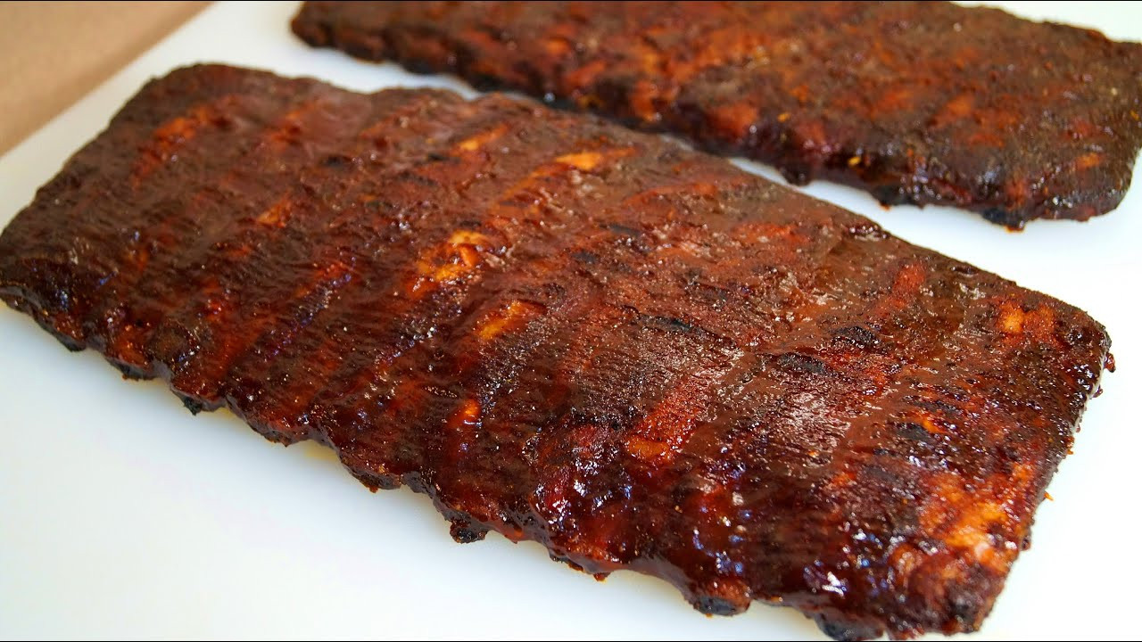 Best Bbq Sauce For Ribs  best bbq sauce recipe for ribs