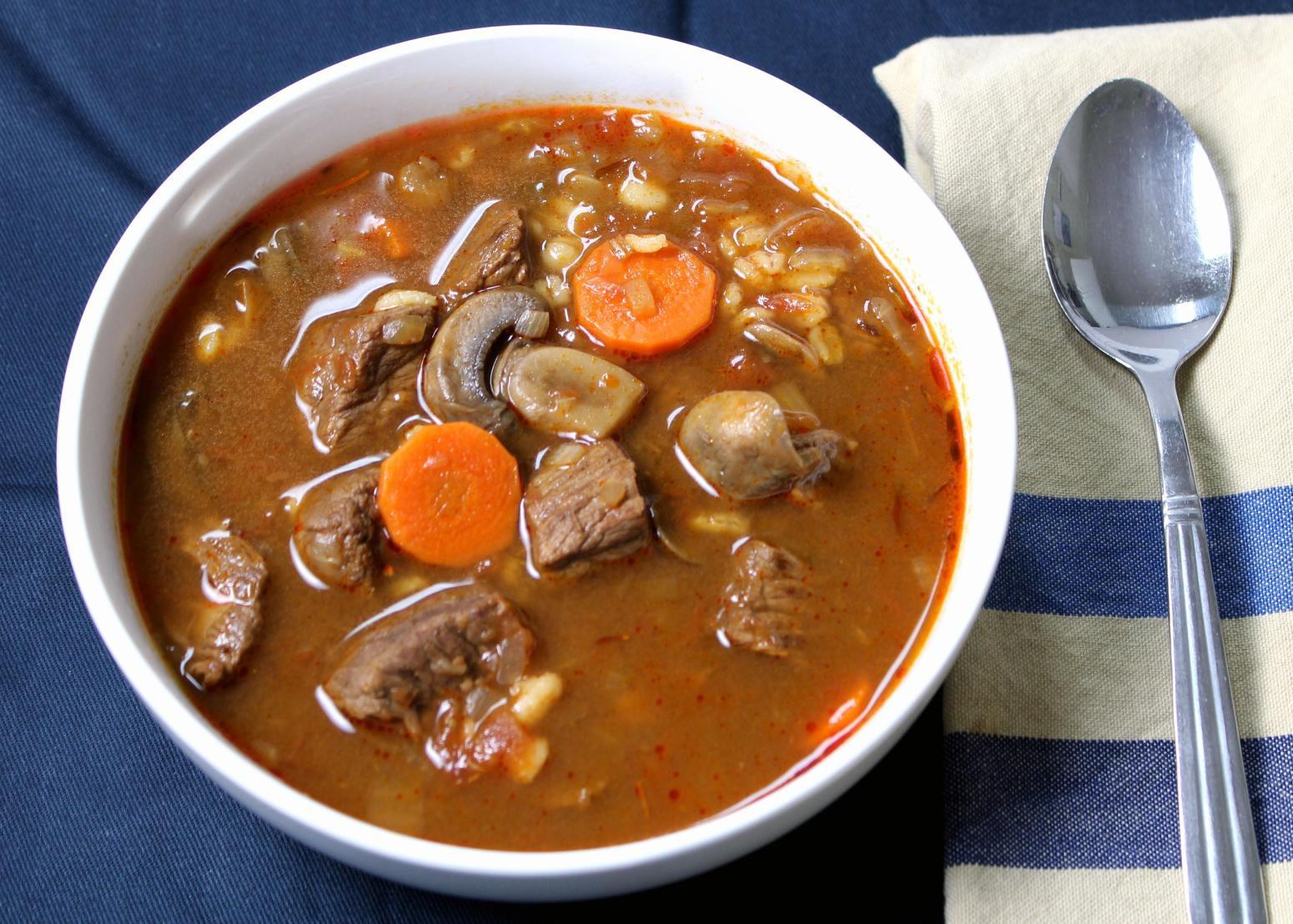 Best Beef Barley Soup Recipe  Beef Barley Soup Recipe 6