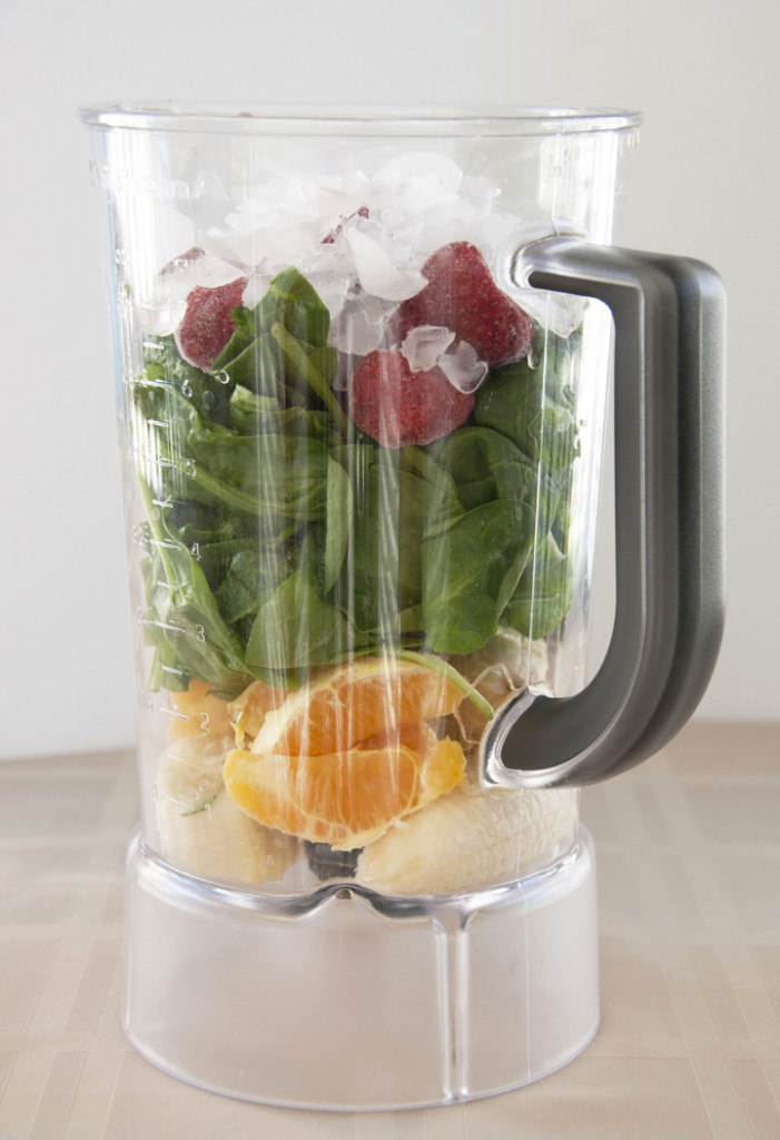 Best Blender For Green Smoothies  Green Smoothie KitchenAid Blender Review