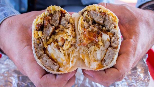 Best Breakfast Burritos  7 of the Best Breakfast Burritos in Los Angeles Food