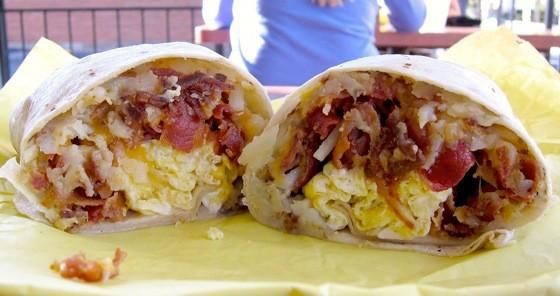 Best Breakfast Burritos  10 Best Breakfast Burritos in Los Angeles