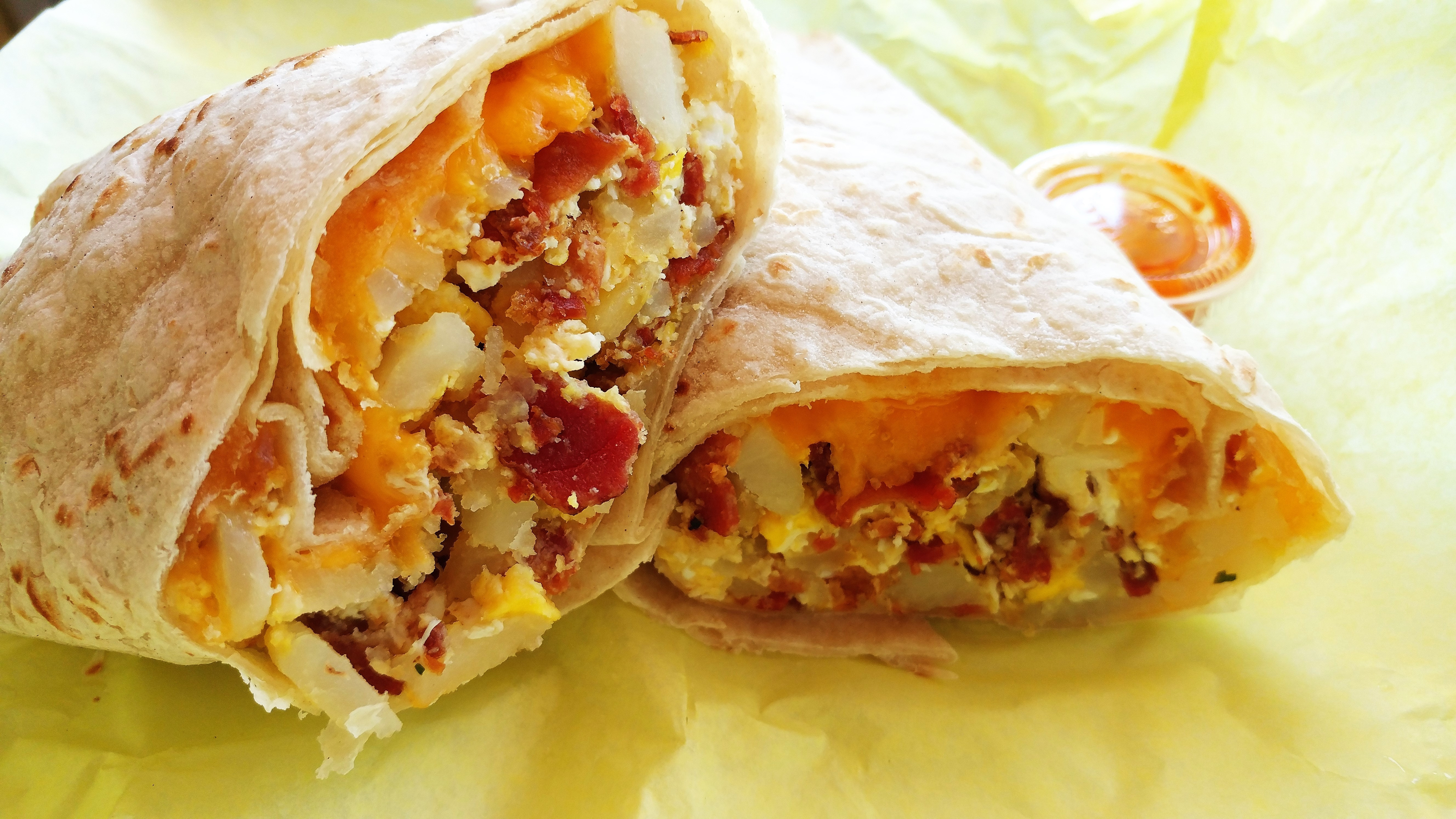 Best Breakfast Burritos  Best Breakfast Burrito Rolando s Mexican Food