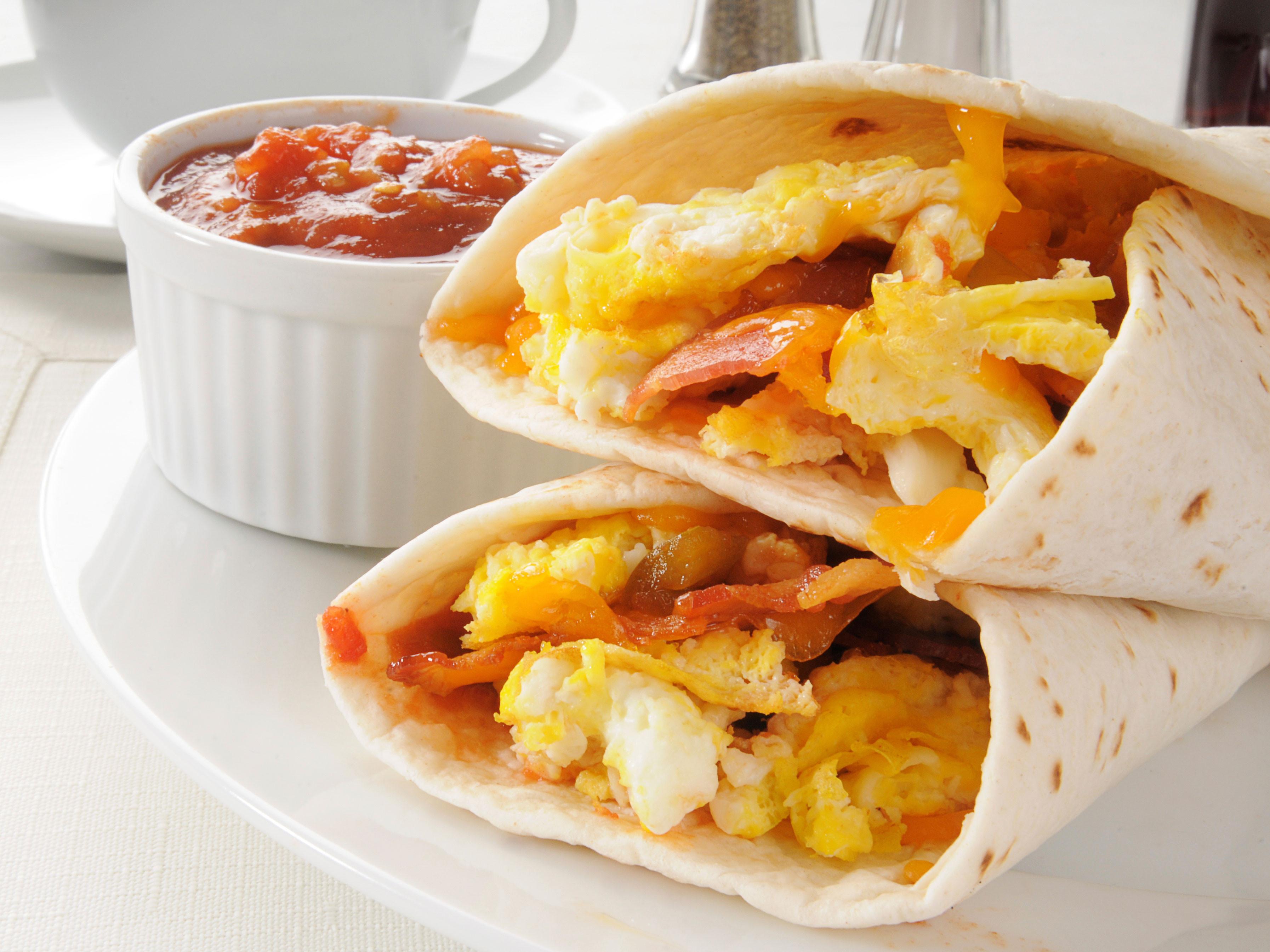 Best Breakfast Burritos  In the kitchen with Kelley Breakfast Burrito Easy