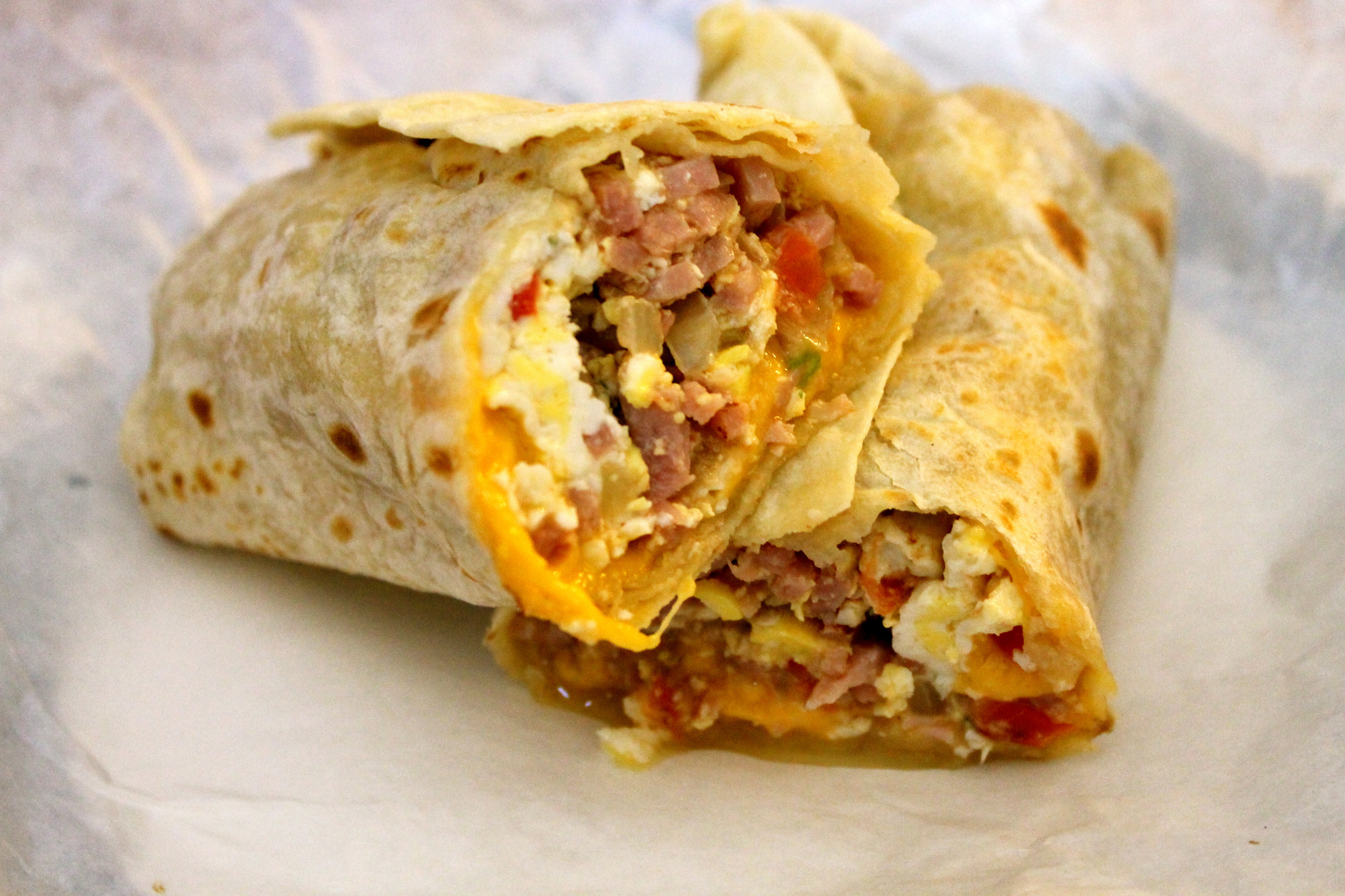 Best Breakfast Burritos  You know what I think