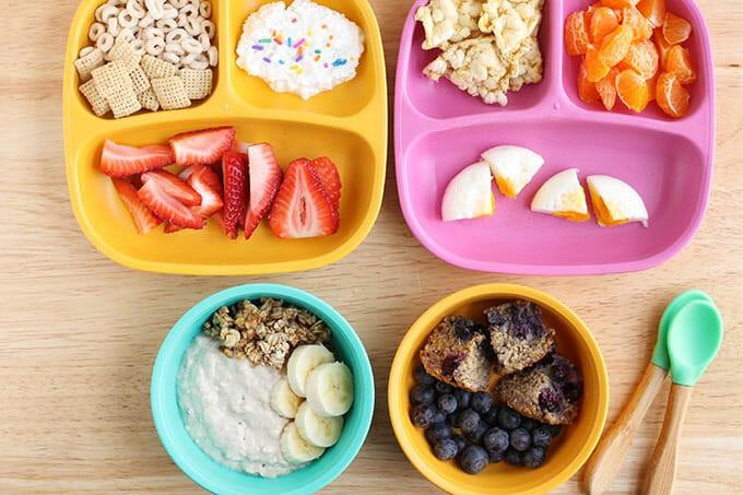 Best Breakfast For Kids 10 Healthy Toddler Breakfast Ideas Quick & Easy