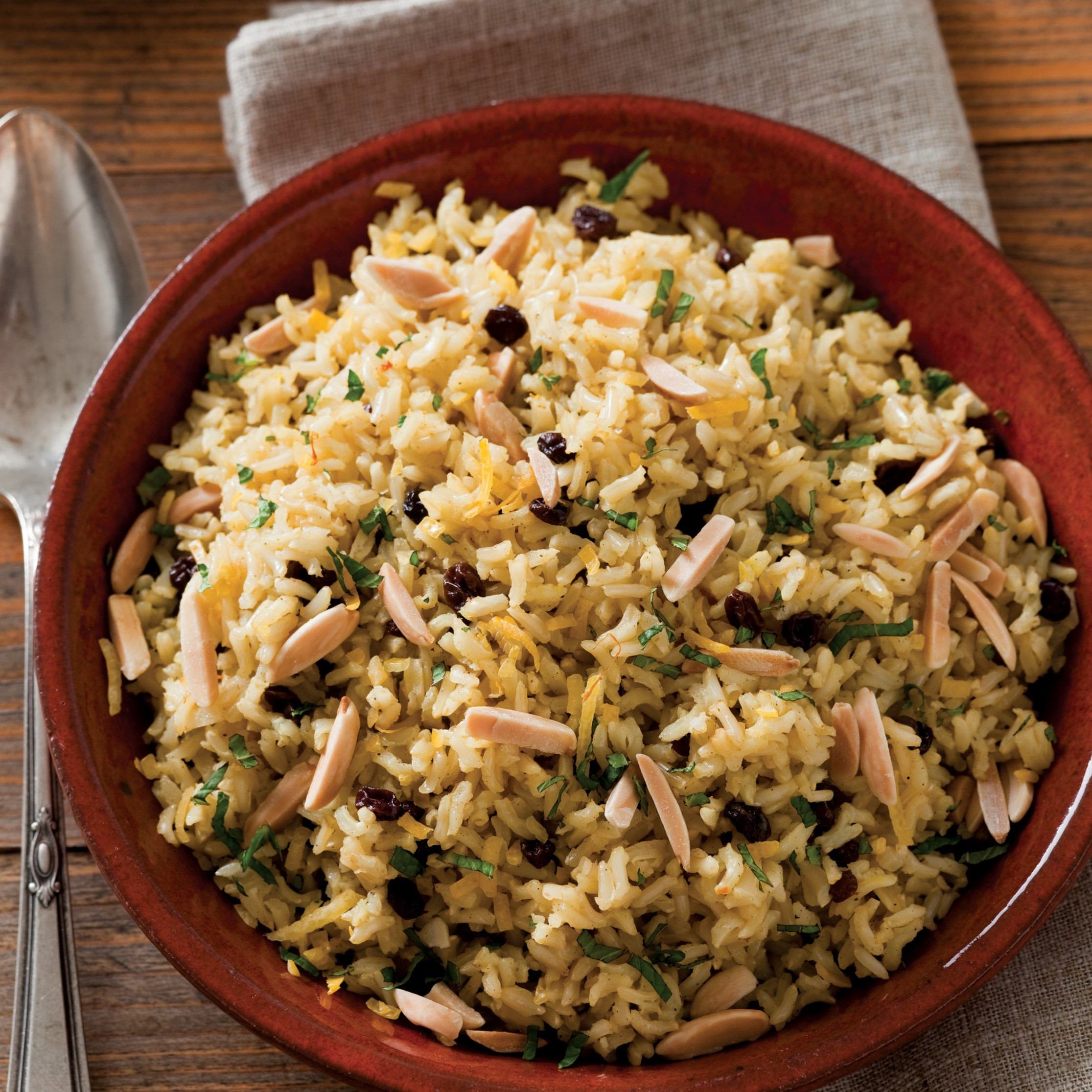 Best Brown Rice  best rice pilaf recipe
