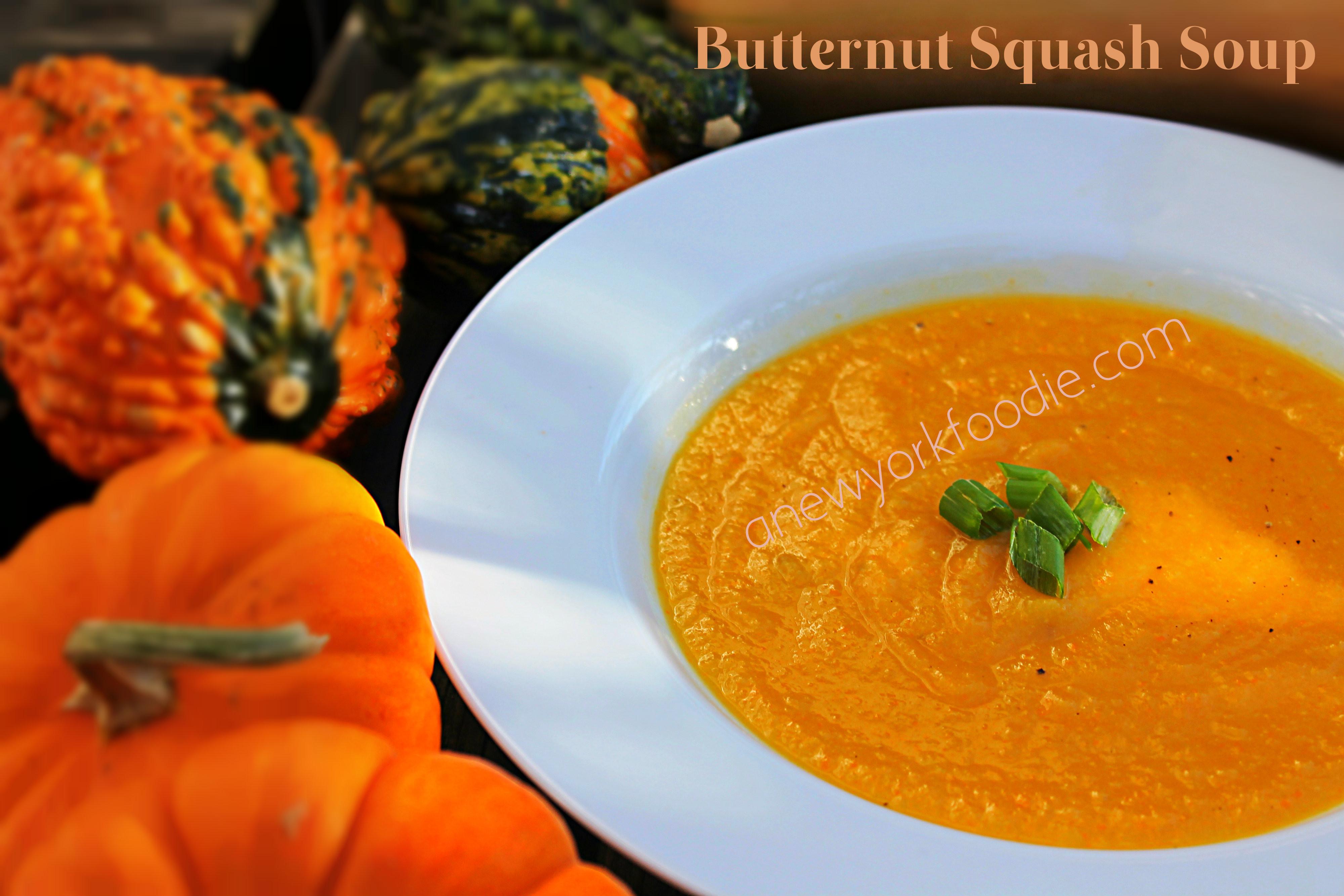 Best Butternut Squash Soup  Butternut Squash Soup The Taylor House