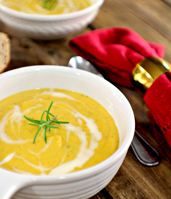 Best Butternut Squash Soup Recipe  How Do I Cook That Butternut Squash Recipes
