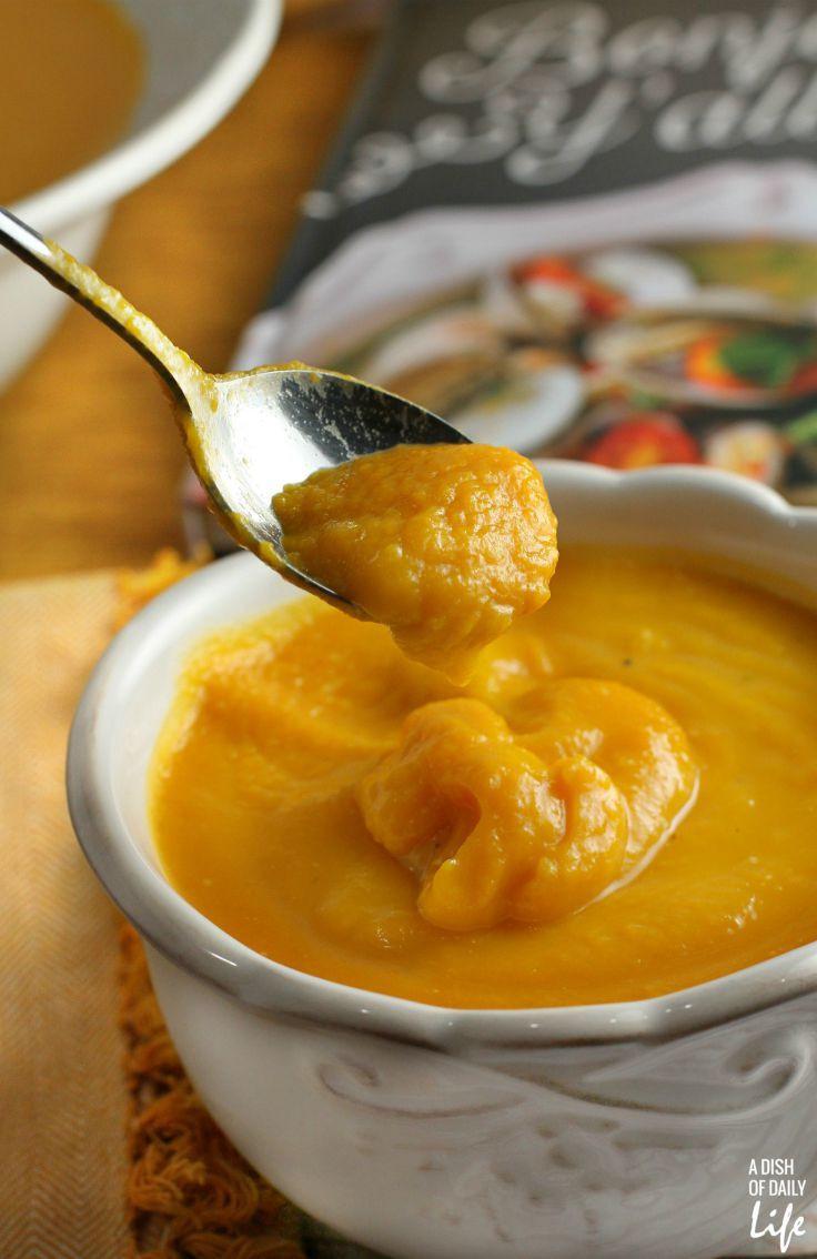 Best Butternut Squash Soup Recipe  Best Butternut Squash Soup Recipes to Try This Fall A