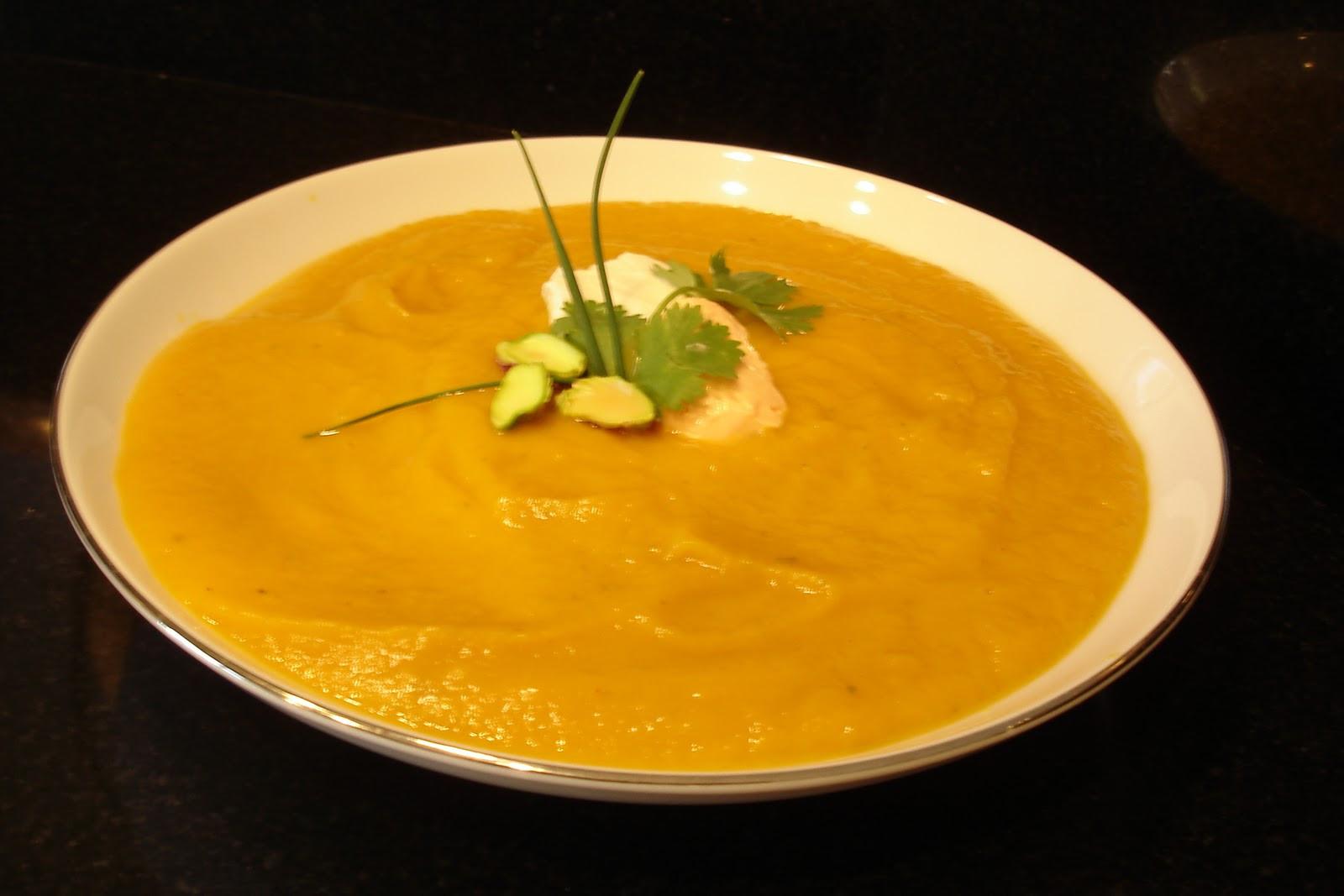 Best Butternut Squash Soup  LisaKramerArtLifestyle Recipe for the best Butternut