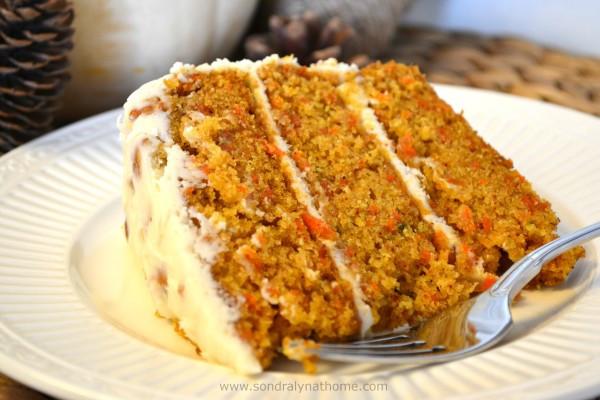 Best Carrot Cake  best carrot cake ever