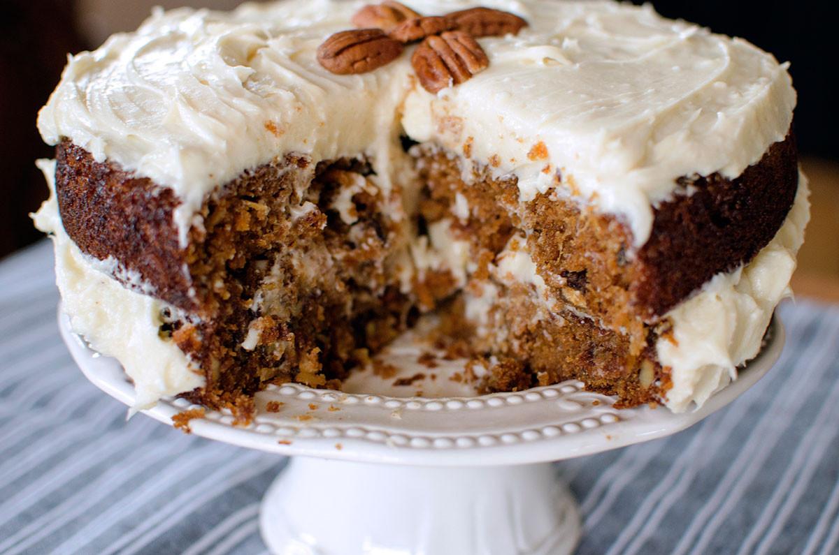 Best Carrot Cake  Best Carrot Cake Recipe