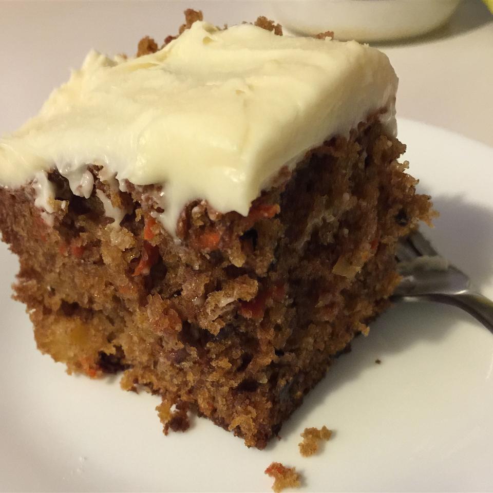 Best Carrot Cake  Best ever carrot cake recipe All recipes UK