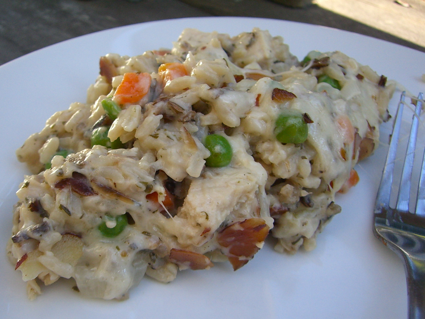 Best Chicken And Rice Casserole  Wild Rice and Chicken Casserole
