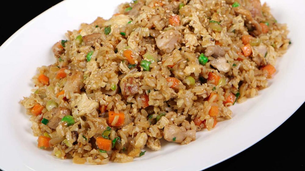 Best Chicken Fried Rice Recipe  chicken fried rice recipes