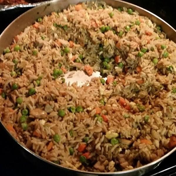Best Chicken Fried Rice Recipe  Chinese Chicken Fried Rice II best recipes