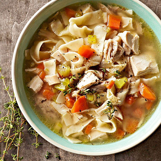 Best Chicken Noodle Soup Recipe  Best Chicken Noodle Soup