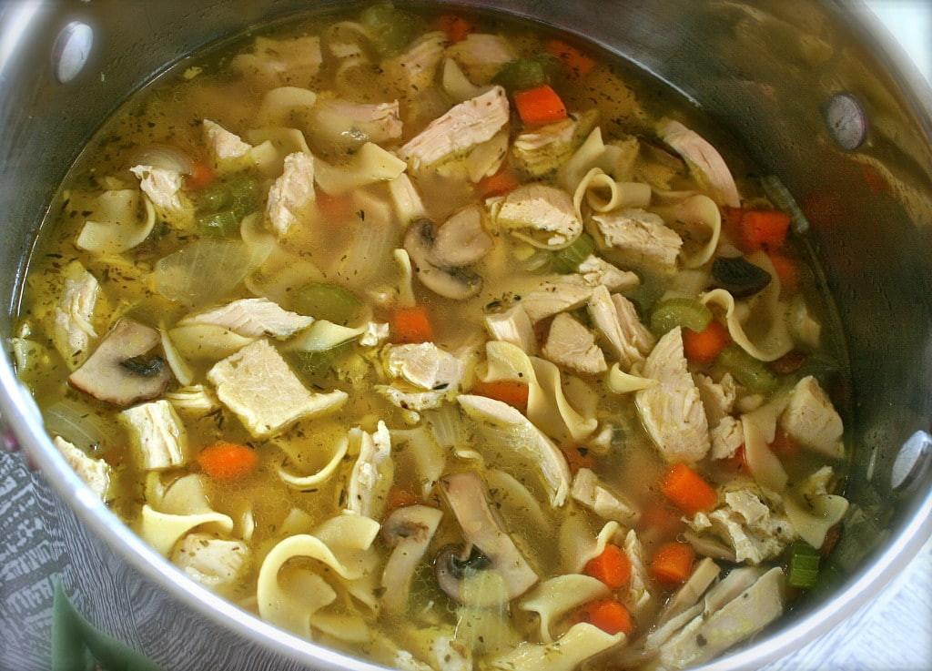 Best Chicken Noodle Soup Recipe  World s Best Chicken Noodle Soup Wildflour s Cottage Kitchen