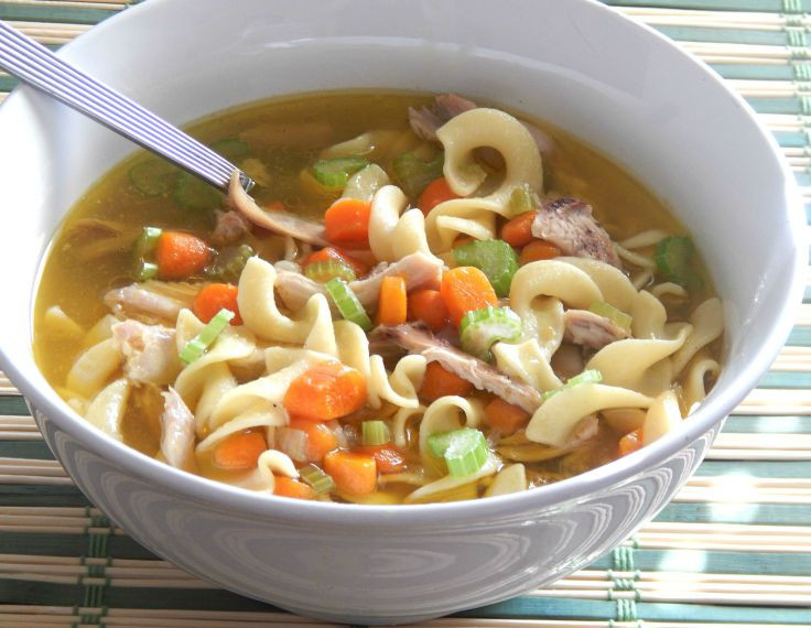Best Chicken Noodle Soup  The World s Best Homemade Chicken Noodle Soup This Ole Mom