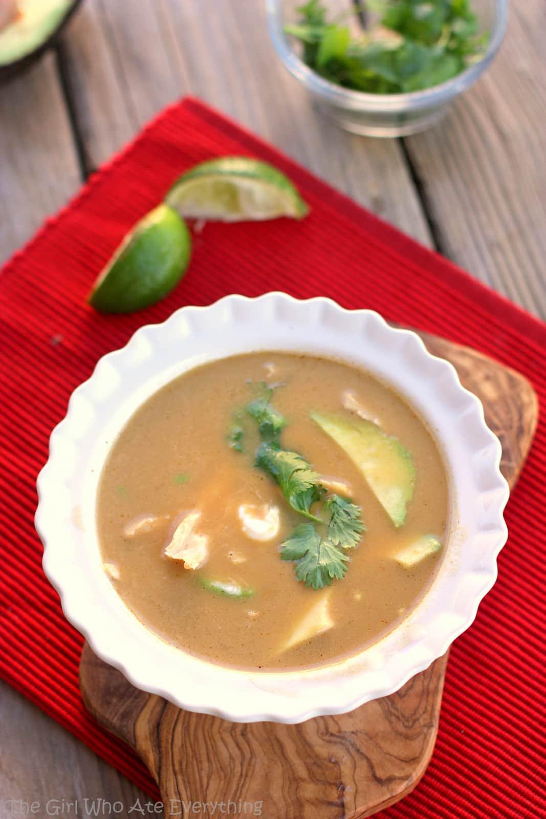 Best Chicken Tortilla Soup  Chicken Tortilla Soup