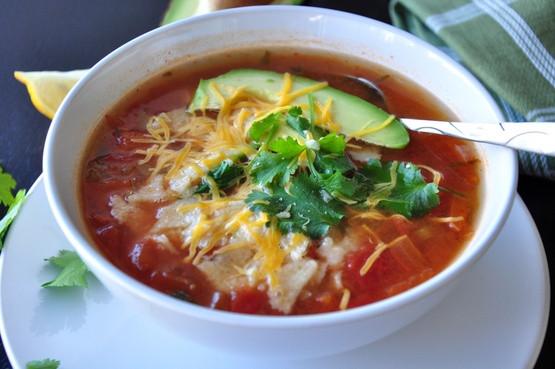 Best Chicken Tortilla Soup  The Best Chicken Tortilla Soup Recipe Genius Kitchen